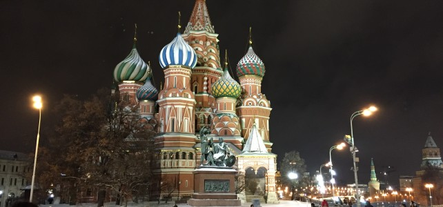 Moscow Time